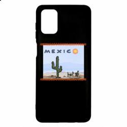 Чохол для Samsung M51 Mexico art