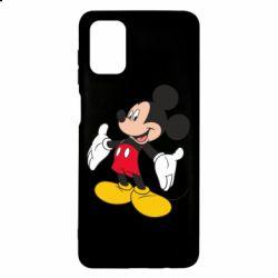 Чохол для Samsung M51 Mickey Mouse