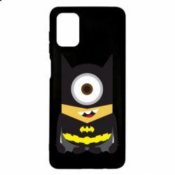 Чохол для Samsung M51 Minion Batman