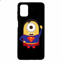 Чохол для Samsung M51 Minion Superman