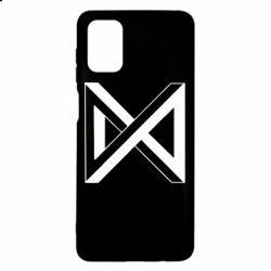 Чохол для Samsung M51 Monsta x simbol