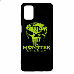 Чохол для Samsung M51 Monster Energy Череп