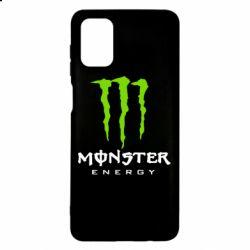 Чехол для Samsung M51 Monster Energy Classic