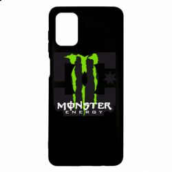 Чохол для Samsung M51 Monster Energy DC