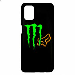Чохол для Samsung M51 Monster Energy FoX