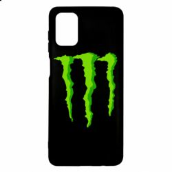 Чохол для Samsung M51 Monster Stripes