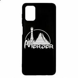 Чехол для Samsung M51 Mordor (Властелин Колец)