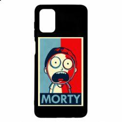 Чохол для Samsung M51 Morti