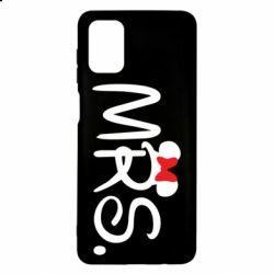 Чехол для Samsung M51 Mrs.
