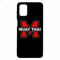 Чохол для Samsung M51 Muay Thai Big M