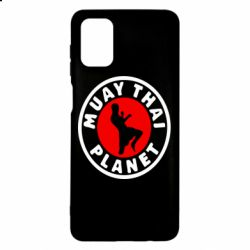 Чохол для Samsung M51 Muay Thai Planet