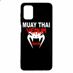 Чехол для Samsung M51 Muay Thai Venum Fighter