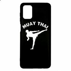 Чохол для Samsung M51 Muay Thai