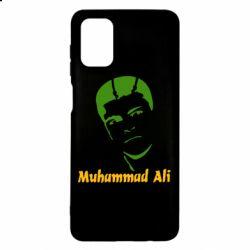 Чехол для Samsung M51 Muhammad Ali