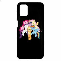 Чехол для Samsung M51 My Little Pony