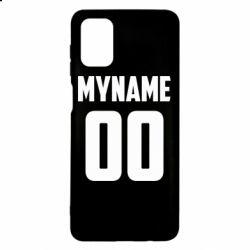 Чохол для Samsung M51 My name American