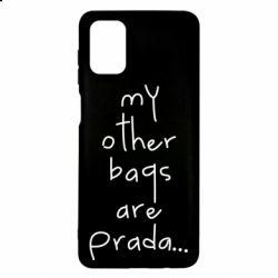 Чохол для Samsung M51 My other bags are prada
