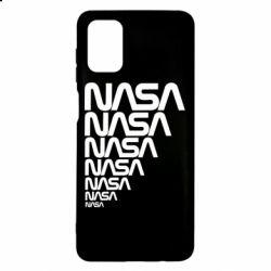 Чехол для Samsung M51 NASA