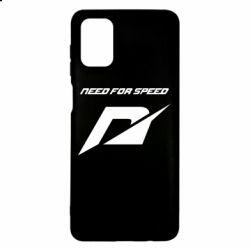 Чехол для Samsung M51 Need For Speed Logo