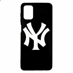 Чохол для Samsung M51 New York yankees