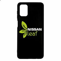 Чехол для Samsung M51 Nissa Leaf