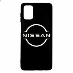 Чехол для Samsung M51 Nissan new logo