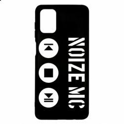 Чехол для Samsung M51 Noize MC player