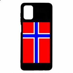 Чохол для Samsung M51 Норвегія