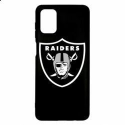Чохол для Samsung M51 Oakland Raiders