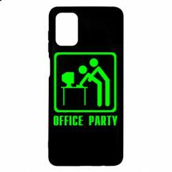 Чехол для Samsung M51 Office Party