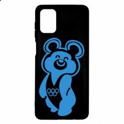 Чохол для Samsung M51 Олімпійський Ведмедик