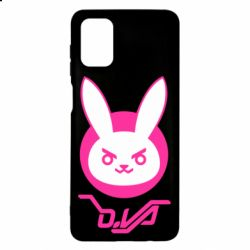 Чехол для Samsung M51 Overwatch dva rabbit