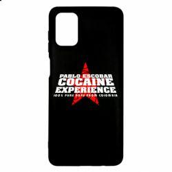 Чехол для Samsung M51 Pablo Escobar