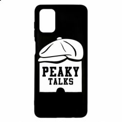 Чехол для Samsung M51 Peaky talks