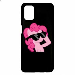 Чехол для Samsung M51 Pinkie Pie Cool