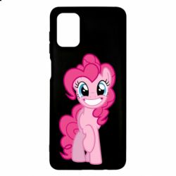Чехол для Samsung M51 Pinkie Pie smile