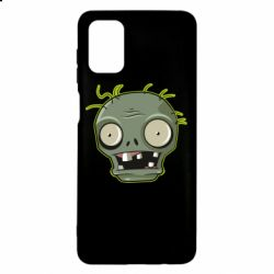 Чохол для Samsung M51 Plants vs zombie head