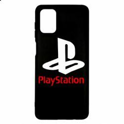 Чехол для Samsung M51 PlayStation