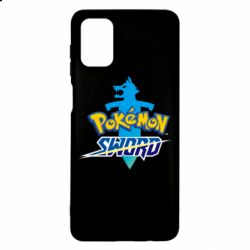 Чехол для Samsung M51 Pokemon sword
