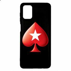 Чохол для Samsung M51 Poker Stars 3D Logo