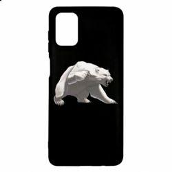 Чохол для Samsung M51 Полярний ведмідь
