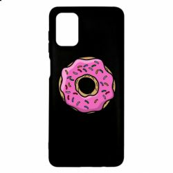 Чехол для Samsung M51 Пончик Гомера