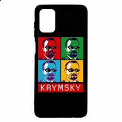 Чохол для Samsung M51 Pop man krymski