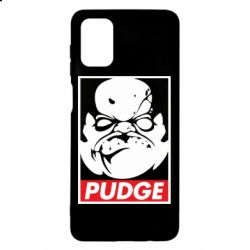 Чехол для Samsung M51 Pudge Obey