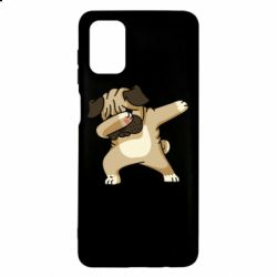 Чохол для Samsung M51 Pug Swag