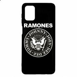Чохол для Samsung M51 Ramones