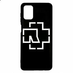 Чохол для Samsung M51 Ramshtain logo