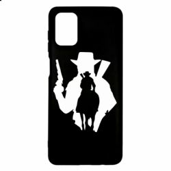 Чохол для Samsung M51 RDR silhouette