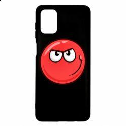 Чехол для Samsung M51 Red Ball game