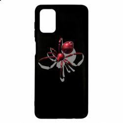 Чохол для Samsung M51 Red spider